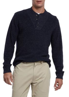 Grayers America Inc. Grayers Wadsworth Henley Sweater