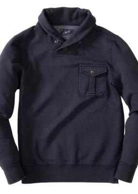 Grayers America Inc. Grayers Fleece Shawl Pullover