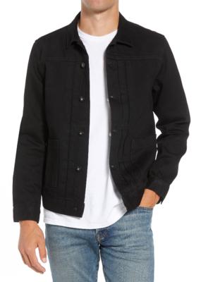 Levi's Levi's Made & Crafted Black Denim Jacket