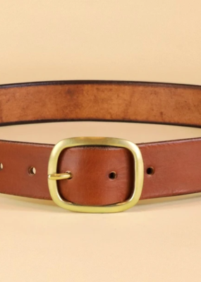 Maximum Henry Oval Slim Belt