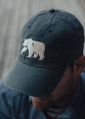 Normal Brand Normal Brand Waxed Canvas Cap