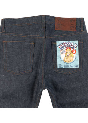 Naked & Famous N&F Weird Guy Vulgar Selvedge
