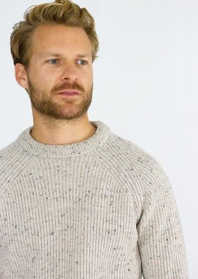 Peregrine Peregrine Wool Ford Crew Sweater