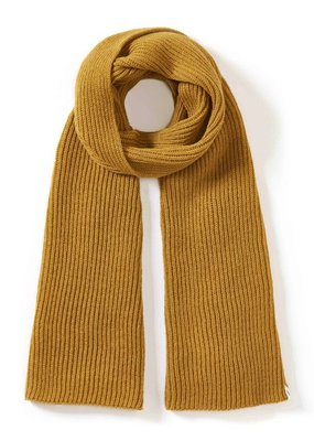Peregrine Peregrine Wool Porter Ribbed Scarf