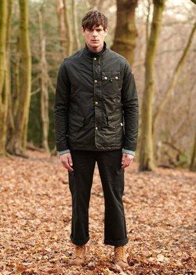 Peregrine Bexley Waxed Cotton Jacket