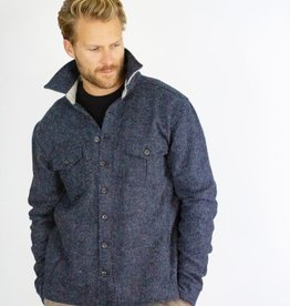 Peregrine Peregrine Hilton Wool Over Shirt