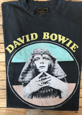 Retro Brand Retro Brand Black Label David Bowie Shadow Man Tee