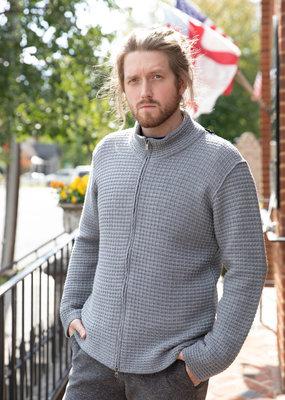 Phil Petter Knit Zip Jacket