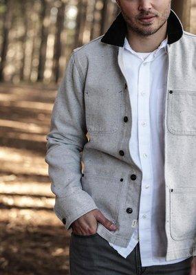 Kato KATO Vise Recycled Cotton Chore Coat