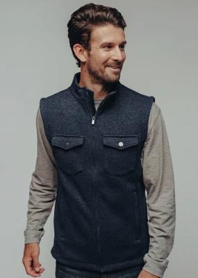 Normal Brand Normal Brand Lincoln Fleece Vest