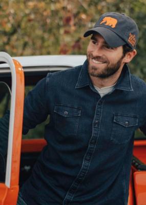 Normal Brand Normal Brand Big Jake Knit Shirt