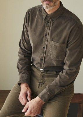 Billy Reid Billy Reid Buttondown Cord Shirt