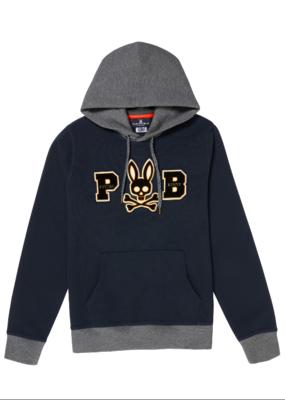 Psycho Bunny Psycho Bunny Pouch Pocket Hoodie