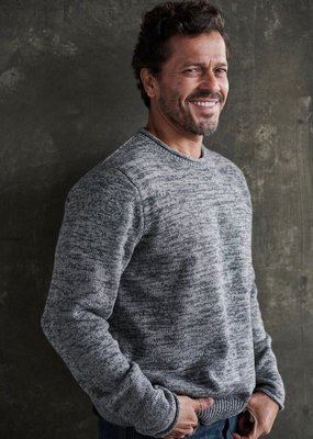 Schott NYC Schott Cotton Crewneck Sweater