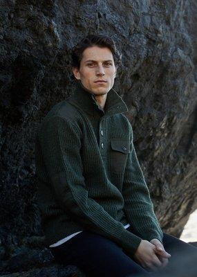 Schott NYC Schott Stand Up Neck Sweater