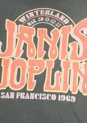Retro Brand Retro Brand Janis Joplin Winterland Tee