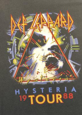 Retro Brand Retro Brand Def Leppard Tour '88 Tee
