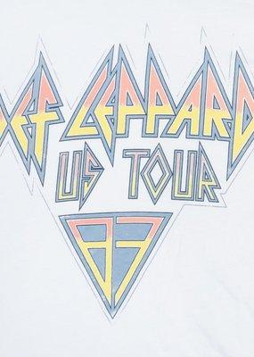 Retro Brand Retro Brand Def Leppard Tour '83 Tee