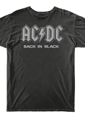Retro Brand Retro Brand AC/DC Back in Black Tee