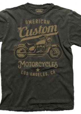 Retro Brand Retro Brand American Custom Motorcycles Tee