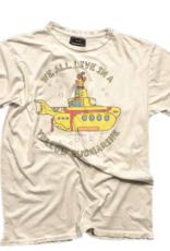 Retro Brand Retro Brand Yellow Submarine Tee