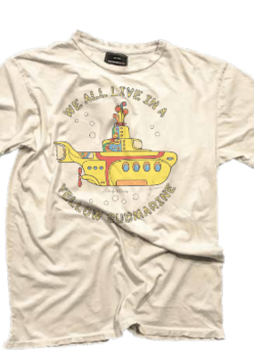 Retro Brand Retro Brand Yellow Submarine Tee