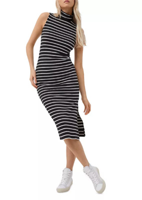 French Connection French Connection Tommy Sleevless Rib Dress