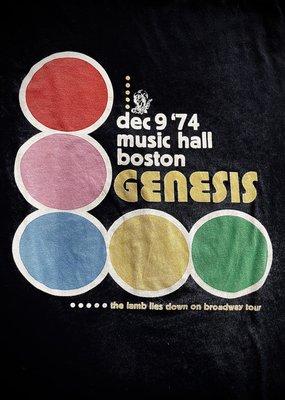 Retro Brand Retro Brand Genesis Boston '74 Tee