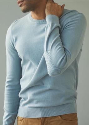 Billy Reid Billy Reid Garment Dyed Sweater