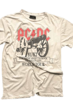 Retro Brand Retro Brand AC/DC We Salute You Tour Tee