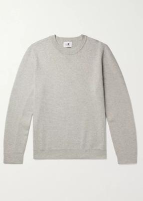 No Nationality No Nationality Luis Knit Sweatshirt