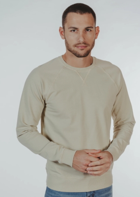 Normal Brand Normal Brand Terry Classic Crew Sweater