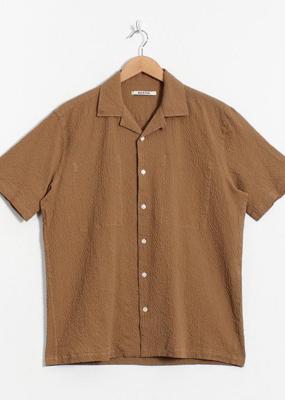 Kestin Hare Kestin Hare Eyemouth Seersucker SS Shirt