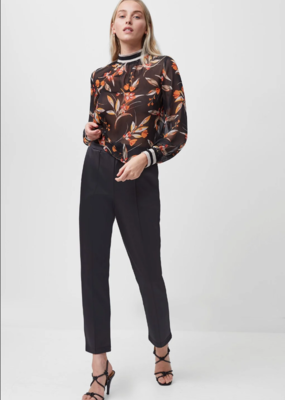 French Connection French Connection Eliva High Neck Blouse