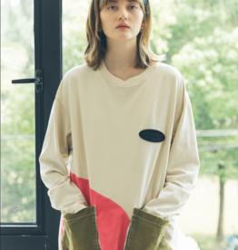Alpha Style Alpha Style Mel Long Sleeve Pullover