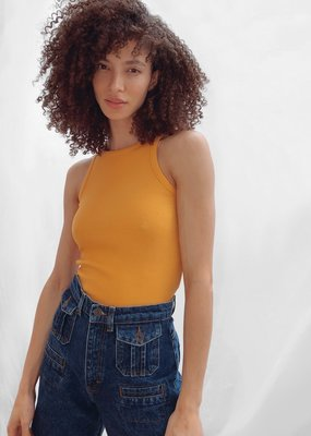 French Connection French Rasha Racer Back Tee