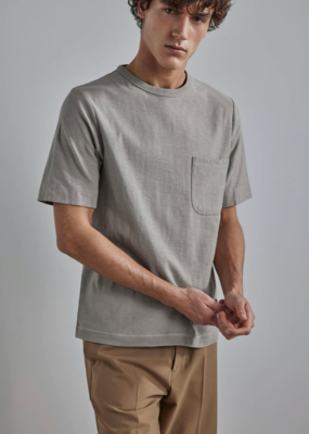 No Nationality NN07 Denzel Relaxed Cotton Tee
