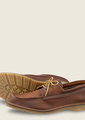 Red Wing Shoe Company Red Wing Weekender Camp Moc Toe