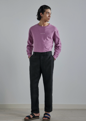 No Nationality NN07 Karl Linen Trouser