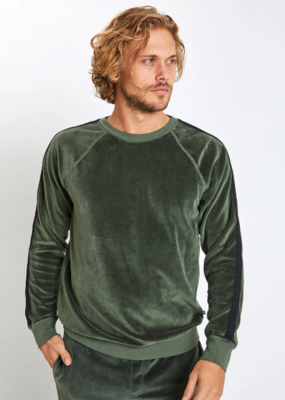 SOL Angeles Sol Angeles Velour Pullover