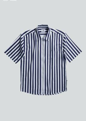 No Nationality NNO7 Idi Zip Front Shirt