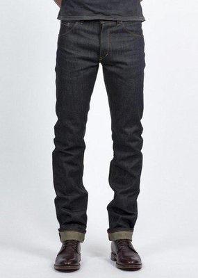 Raleigh Denim Workshop Jones Raw Cone Selvedge Jean