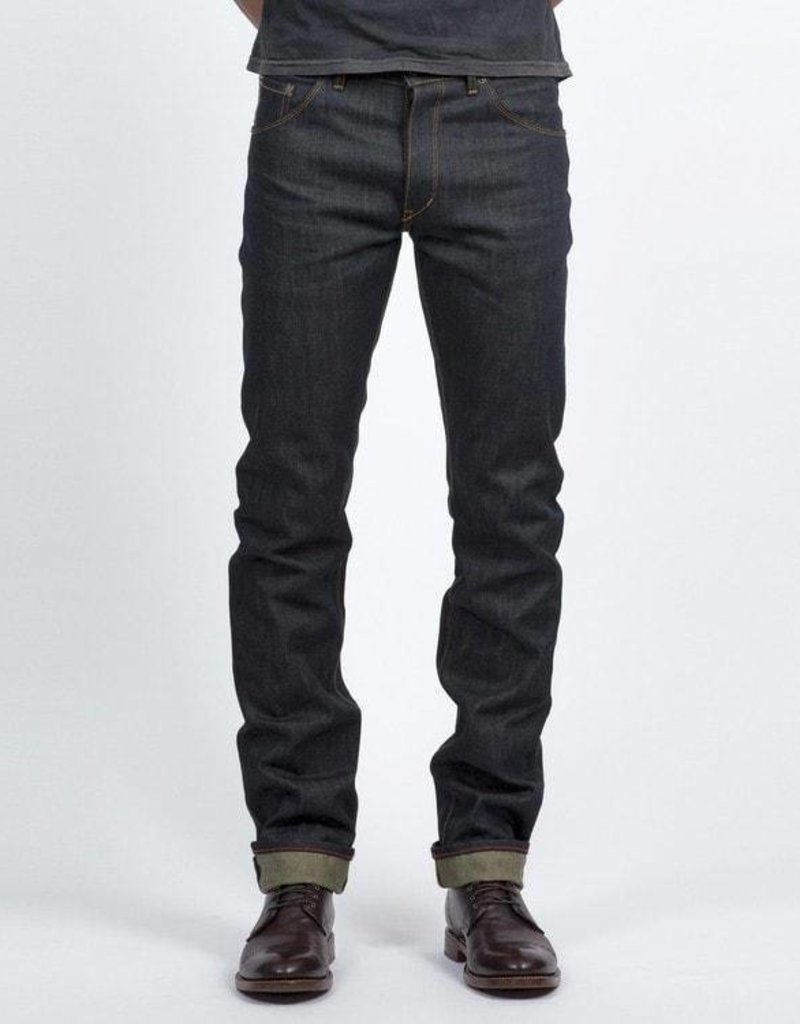 Raleigh Denim Workshop Jones OG Raw