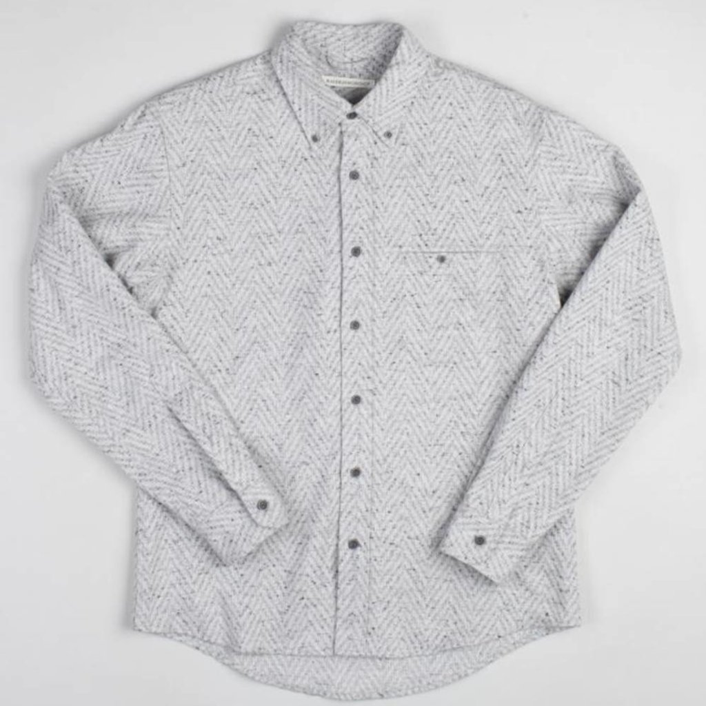 Raleigh Denim Workshop Flannel Classic Buttonup