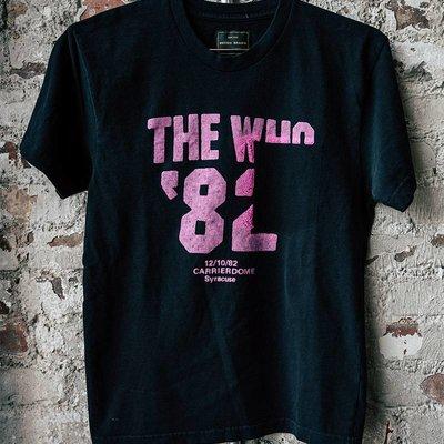 Retro Brand Black Label 82' Who