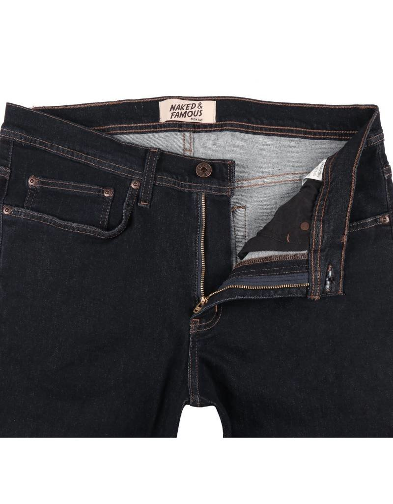Naked & Famous Weird Guy - Active Motion Denim