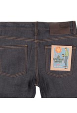 Naked & Famous Naked & Famous Weird Guy Featherweight Dungaree Jean