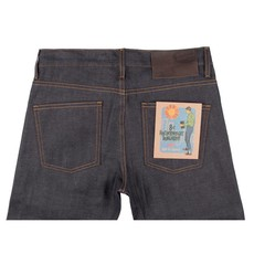 Naked & Famous Easy Guy Featherweight Dungaree