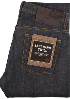 Naked & Famous Naked & Famous Weird Guy Left Hand Twill Selvedge Jean