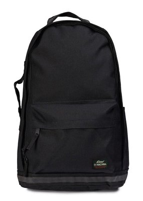 Deus Ex Machina Deus Ex Machina Black Backpack